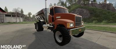 Mack Pinnacle Spreader Truck v 1.0, 2 photo
