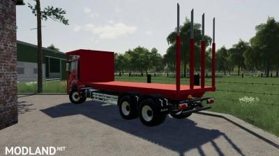 MAN TGS 18.500 Bale Transport AutoLoad v 1.0, 4 photo