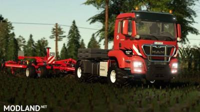Man Tgs Agro Truck v 1.0, 2 photo