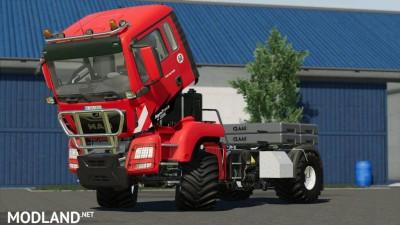 Man Tgs Agro Truck v 1.0, 1 photo