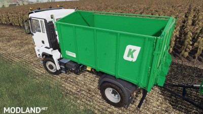 Man TGS AgroTruck and Kroger HKD Pack v 1.0, 3 photo