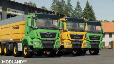 MAN TGS Joskin Cargo v 1.0, 2 photo