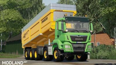MAN TGS Joskin Cargo v 1.0, 1 photo