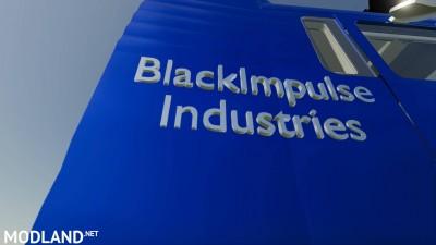 MAN TGS18.500 BlackImpulse Edition v 1.1.1, 3 photo
