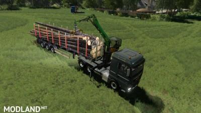 MAN TGX Forest Semitrailer Pack v 1.0, 5 photo