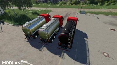 MAN TGX Tanker Truck v 1.0, 3 photo