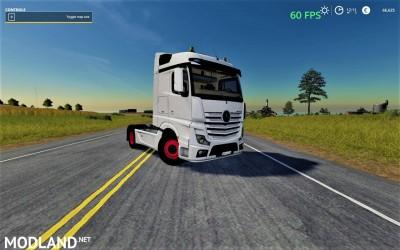 Mercedes Actros MP4 v 1.0