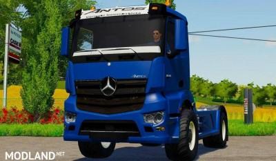 Mercedes Antos 3245 v 1.0, 1 photo
