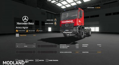 Mercedes Benz Fire Department Edition v 1.0, 4 photo