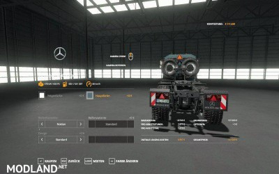Mercedes Zetros 3643 6x6 v 1.0, 5 photo