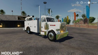 PETE 389 SERVICE TRUCK REUPLOAD v 1.1, 3 photo