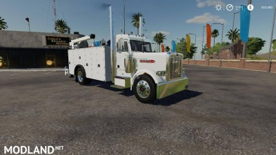 PETE 389 SERVICE TRUCK REUPLOAD v 1.1, 4 photo