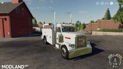 PETE 389 SERVICE TRUCK REUPLOAD v 1.1, 5 photo