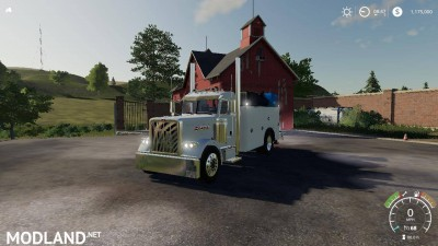 PETE 389 SERVICE TRUCK REUPLOAD v 1.1, 6 photo
