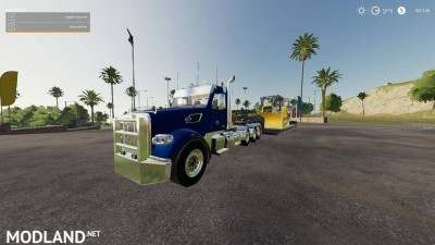Pete 567 Heavy Haul v 1.0, 2 photo