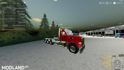 Pete 567 Heavy Haul v 1.0, 4 photo