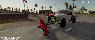 Plow Mount for trucks (with tutorial) v 1.0, 2 photo