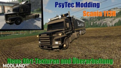 Scania 113H Tuning Fahrwerk v 0.1.5.2, 2 photo