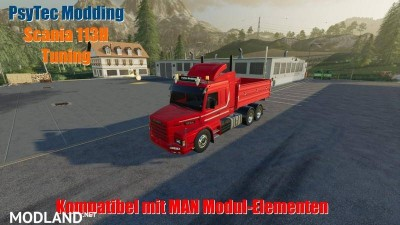Scania 113H Tuning Fahrwerk v 0.1.5.2, 3 photo