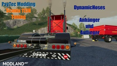 Scania 113H Tuning Fahrwerk v 0.1.5.2, 5 photo