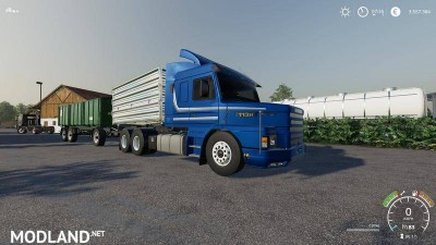 Scania 113H Tuning Fahrwerk v 0.1.5.2, 6 photo