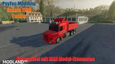 Scania 113H Tuning v 1.0, 4 photo
