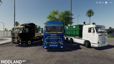 Scania 143M hooklift v 1.0, 5 photo