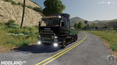 Scania 143M hooklift v 1.0, 6 photo