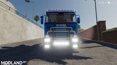 Scania 143M hooklift v 1.0, 8 photo