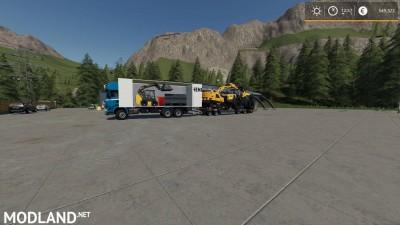 Scania 730 / Volvo FH16 v 1.0 beta, 6 photo