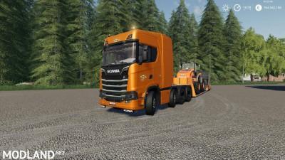 Scania COLAS Truck v 1.0, 1 photo