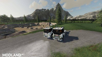 Scania G370 HKL pack v 1.0, 5 photo