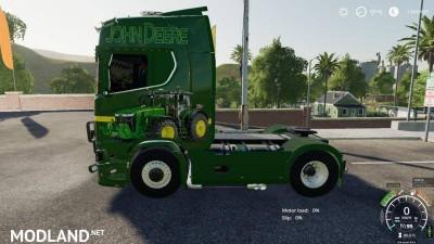 Scania John Deere v 1.0, 2 photo