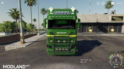 Scania John Deere v 1.0, 1 photo