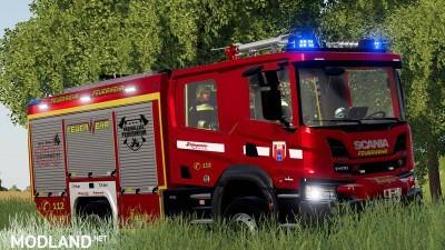 Scania P410 X HLF v 1.0, 9 photo