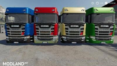 Scania S580 6x2 v 1.2.6.0, 2 photo
