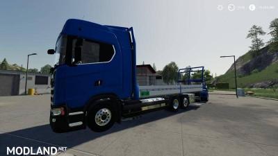 Scania S580 6x2 v 1.2.6.0, 3 photo