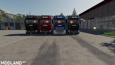 Scania S580 Scratchy Edition v 0.9, 7 photo