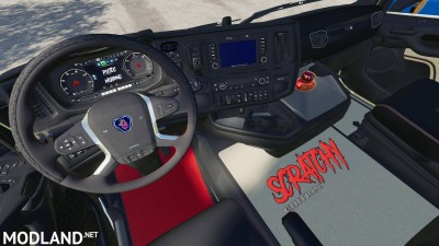 Scania S580 Scratchy Edition v 0.9, 8 photo