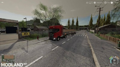 Scania S580 v 1.0, 1 photo