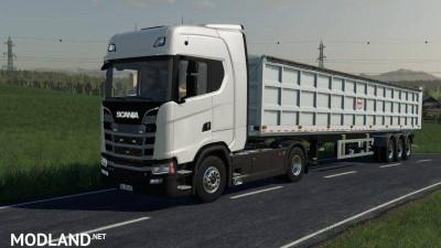 Scania S580 v 2.0.3.7, 2 photo
