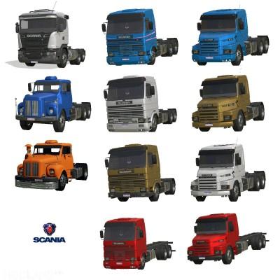 Scania Trucks Pack FCS v 2.0, 1 photo