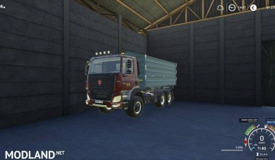 Tatra E6 8x8 v 1.0, 1 photo