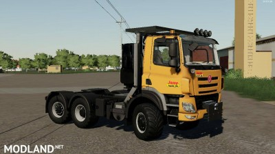 Tatra euro 6 & Joskin silospace v 1.0 BETA, 10 photo