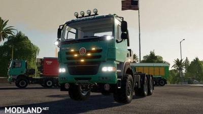 Tatra Phoenix 6x6 v 1.0