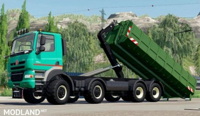Tatra Phoenix Agro-Truck Hooklift v 1.0, 1 photo