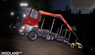 Tatra Phoenix E6 Forest Truck v 1.0, 1 photo