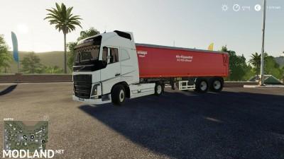 Volvo FH16 2018 v 1.0, 6 photo