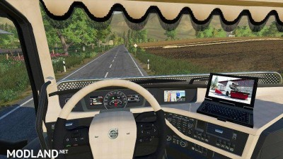 Volvo FH16 Forest Truck v 1.3, 2 photo