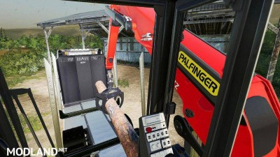 Volvo FH16 Forest Truck v 1.3, 3 photo
